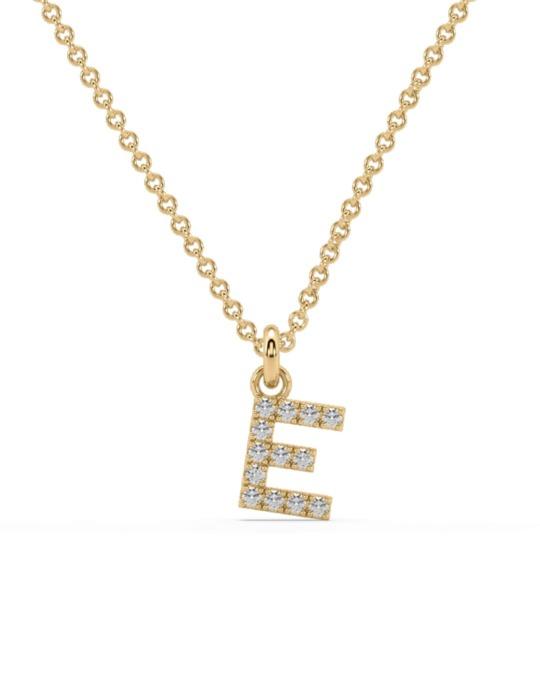 collar identity oro amarillo diamantes blancos D rosich