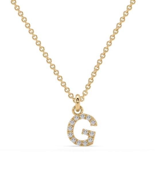 collar identity oro amarillos diamantes blancos G rosich