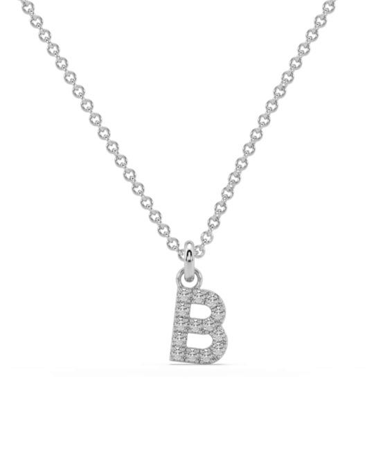 collar identity oro blanco diamantes blancos rosich