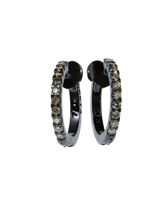 criollas iconic oro negro diamantes marrones 015 15 rosich